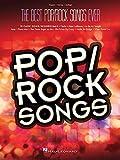Best Pop/Rock Songs Ever (Englis...