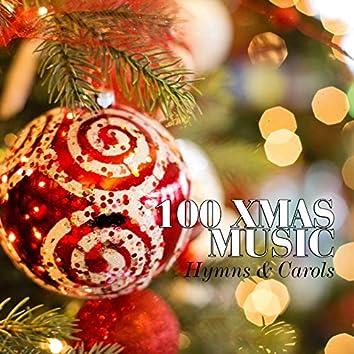 100 Xmas Music (Hymns & Carols)