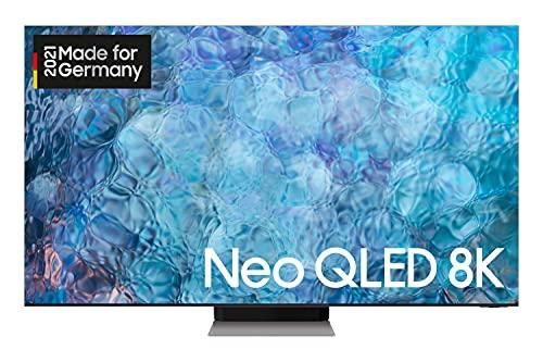 Samsung Neo QLED 8K TV QN900A 75 Zoll (GQ75QN900ATXZG), Quantum HDR 4000, Quantum Matrix Technologie Pro, Infinity Screen [2021]
