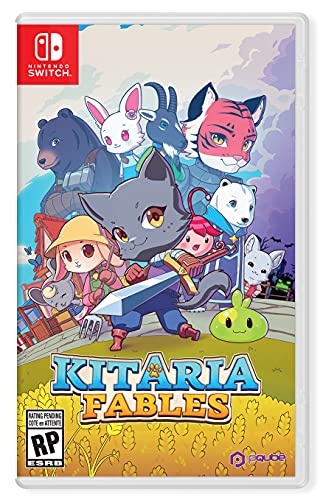 Kitaria Fables (Switch) pre-order on Amazon:   releases September 3  Also at Best…