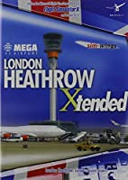 Mega Airport London Heathrow Xtended (PC DVD) (輸入版)