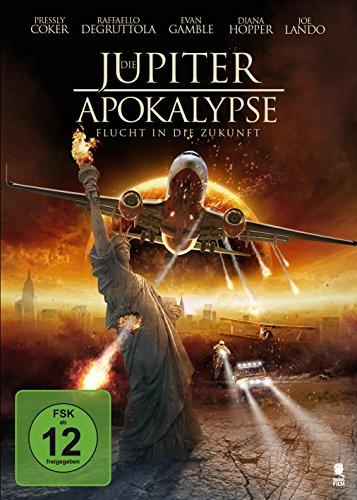 Die Jupiter Apokalypse - Flucht in die Zukunft