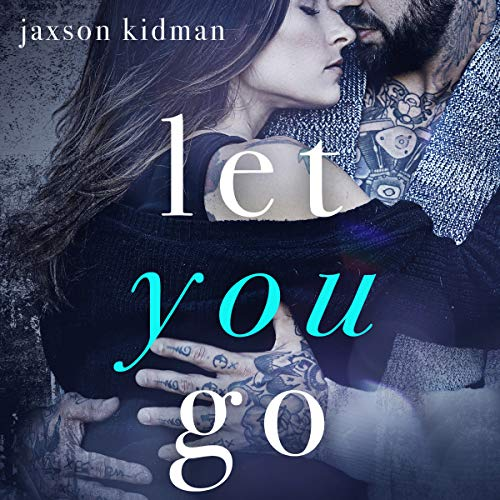 Let You Go audiobook cover art
