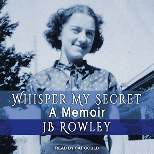 Whisper My Secret audiobook cover art
