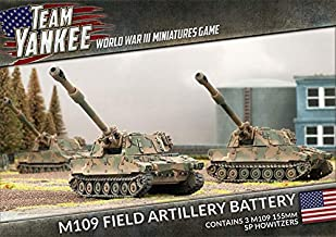 Flames Of War Team Yankee Field Artillery