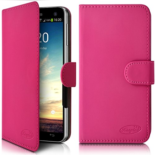 Seluxion–Funda tipo cartera universal M color para Logicom L-ite 502, Yezz Andy 5EI, Acer Liquid Z630Duo, Huawei Y5, Infinix Surf X511, Archos 55Helium + 4G, Wiko Lenny 2, Archos 50b Oxygen, Polaroid Phantom 5, Logicom L-ite 552, Logicom L-ement 500, Orange Nura, Sony Xperia M5, Alcatel Flash Plus, HTC Desire 630, HTC One X9, HTC Desire 530, Kazam Trooper 650L, Wiko Fever