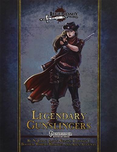 Legendary Gunslingers: Volume 8 (Legendary Heroes)