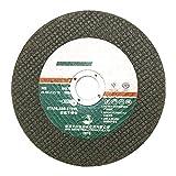 R-WEICHONG - Hoja de sierra circular para acero inoxidable (10 unidades, 4', resina)