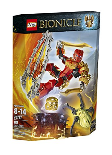 LEGO Bionicle Tahu - Master of Fire