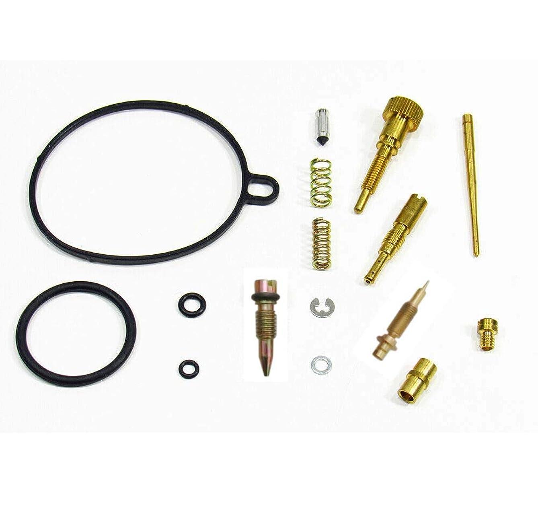 New Carburetor Carb Complete Master Repair Rebuild Kit For Kawasaki KLX110 2006-2009