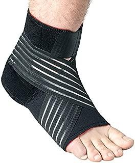 Thermoskin Foot Stabilizer, Black, Medium