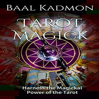Tarot Magick cover art