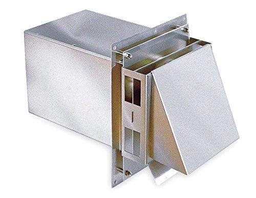 Tjernlund VH1-6 - Capucha de aluminio para terminaciones de ventilación de...