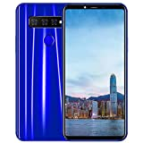 "6.1"" Latest Unlocked Smartphone with HD Full Screen, Android 9.1 System, Face Recognition"