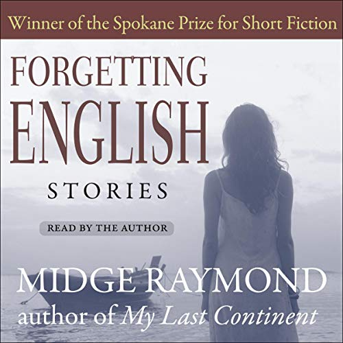 Forgetting English Audiobook By Midge Raymond cover art