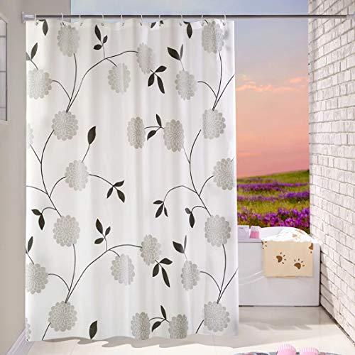 cortinas de baño antimoho beige