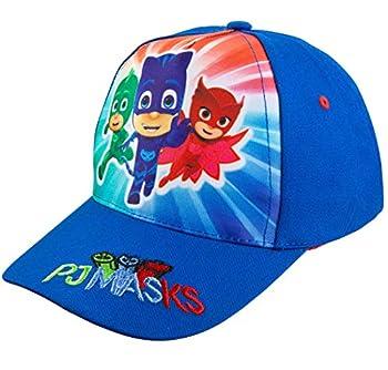 PJ Masks Boys  Blue Baseball Cap - Size Toddler Age 2-5