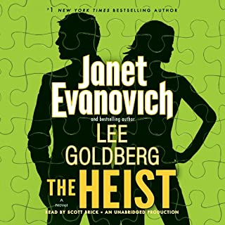 The Heist audiobook cover art
