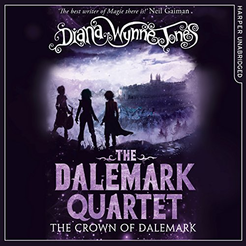 The Crown of Dalemark     The Dalemark Quartet, Book 4              By:                                                                                                                                 Diana Wynne Jones                               Narrated by:                                                                                                                                 Laura Kirman                      Length: 10 hrs and 49 mins     13 ratings     Overall 4.6
