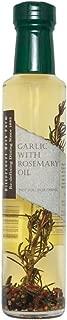 Bittersweet Herb Farm Garlic with Rosemary Oil 9 oz Bottle