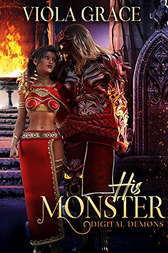 His Monster (Digital Demons Book 1)
