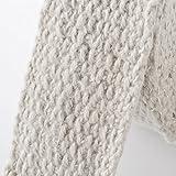Arlows 15m Keramik Hitzeschutzband weiß (Breite: 75mm)