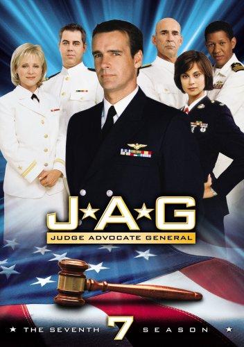 JAG: Judge Max 56% OFF Advocate Season 7 Wholesale General-