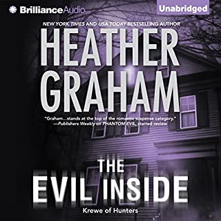 The Evil Inside                   By:                                                                                                                                 Heather Graham                               Narrated by:                                                                                                                                 Luke Daniels                      Length: 9 hrs and 2 mins     418 ratings     Overall 4.4