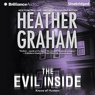 The Evil Inside audiobook cover art