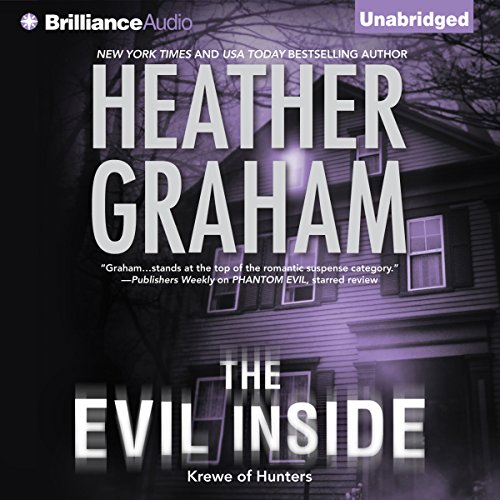 The Evil Inside Audiobook By Heather Graham cover art