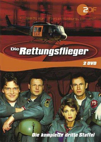 Die Rettungsflieger - Staffel 3 (2 DVDs)