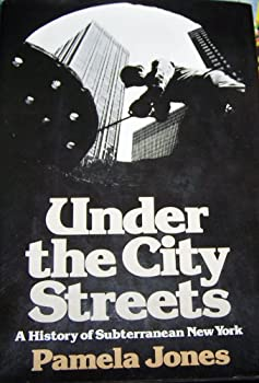 Under the city streets 003021596X Book Cover