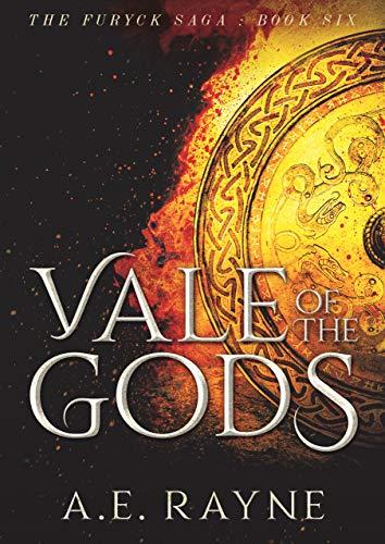 Vale of the Gods: An Epic Fantasy Adventure (The Furyck Saga Book 6)