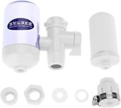 Tik op Water Purifier-Purifying Device Faucet Tap Water Filter Purifier met Keramische Cartridge voor Home Kitchen