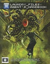 Laundry Files Agents Handbook (Laundy RPG) by Cubicle 7 Entertainment Ltd (2012-02-22)