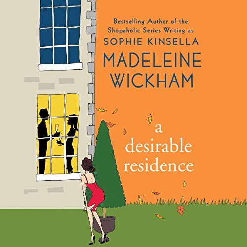 A Desirable Residence audiobook cover art