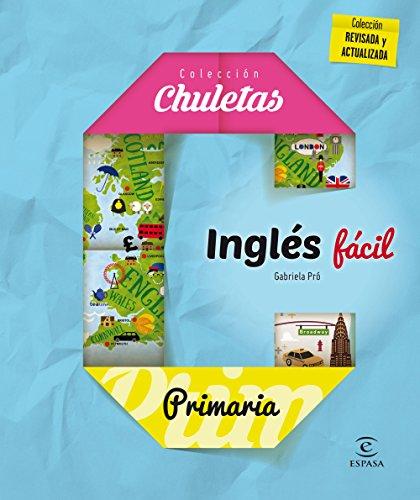 Inglés Fácil Para Primaria - 9788467044287 (CHULETAS)