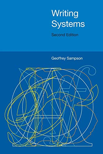 Compare Textbook Prices for Writing Systems 2 New Upd Edition ISBN 9781781791042 by Geoffrey Sampson