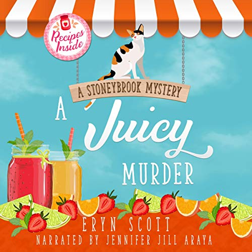 A Juicy Murder  By  cover art
