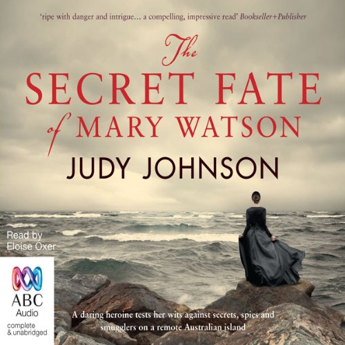 The Secret Fate of Mary Watson audiobook cover art