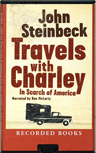 Travels With Charley by John Steinbeck Unabridged Playaway Audiobook (Preloaded digital Player)