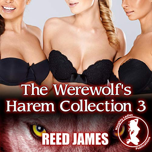 The Werewolf's Harem Collection 3 audiobook cover art