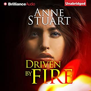 Driven by Fire audiobook cover art