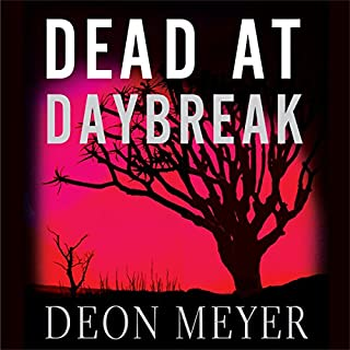 Dead at Daybreak audiobook cover art