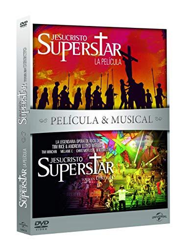 Pack: Jesucristo Superstar Pelicula + Musical [DVD]