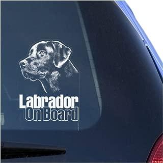 Best labrador retriever decals Reviews