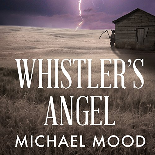 Whistler's Angel audiobook cover art