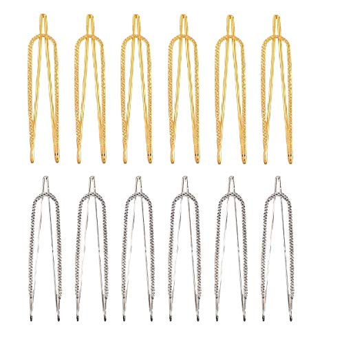 VAMA Fashions Designer Saree Pins Safety Pin Brooch & Sari Pins for Women