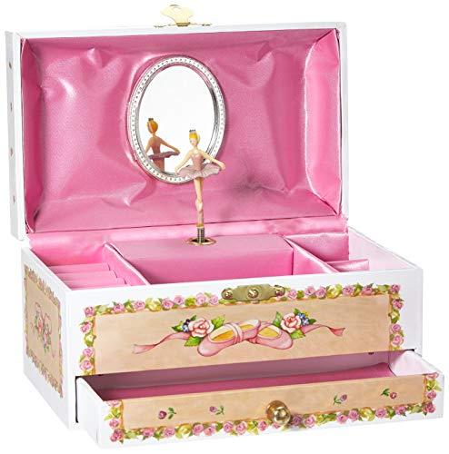 Goki - Carillon Ballerina con cassetti
