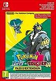 Prolongez votre aventure Pokémon grâce au Pass d'extension pourPokémon Épée ou Pokémon Bouclier**, qui inclut de nouvelles histoires, de nouveaux Pokémon et de nouvelles Terres Sauvages. Vous croiserez même des Pokémon légendaires connus et inconnus...